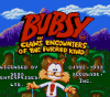 Cruiz'in VGM Music - April 2017 - The Bubsy Jukebox for the Genesis