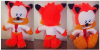 Cruiz'in eBay-November 2014-Homemade Bubsy Plush