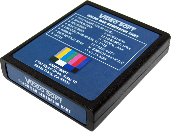 Color Bar Generator : Repro color bar carts shipped marketplace