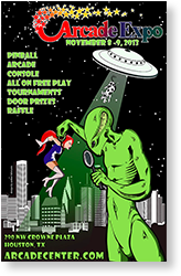 Houston Arcade Expo - November 8th/9th