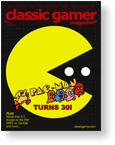 Classic Gamer Magazine Returns