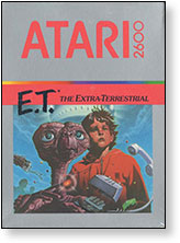 Search for Atari Games in Alamogordo Landfill
