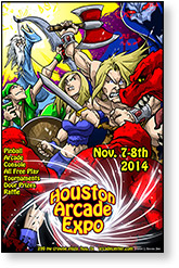 Houston Arcade Expo - November 7th/8th