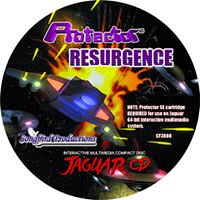 Atari Jaguar Protector: RESURGENCE