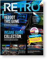 RETRO Magazine Kickstarter