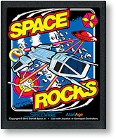 Space Rocks Label Contest Results