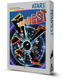 Atari 5200 Tempest Now Available!