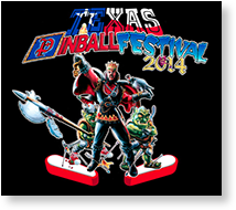 2014 Texas Pinball Festival - March 28th-30th