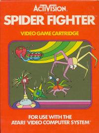 Spider Fighter - Box