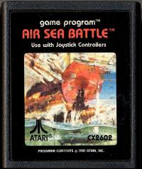Air-Sea Battle - Cartridge