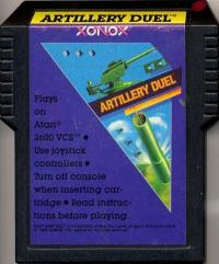 Artillery Duel - Cartridge