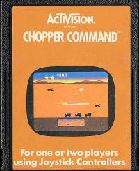 Chopper Command - Cartridge