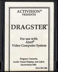 Dragster - Cartridge