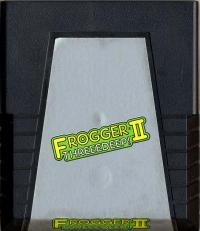 Frogger II: Threeedeep! - Cartridge
