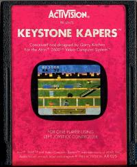 Keystone Kapers - Cartridge