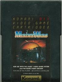 Marine Wars - Cartridge
