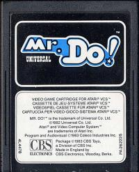 Mr. Do! - Cartridge