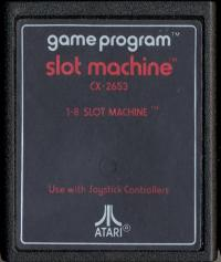Slot Machine - Cartridge