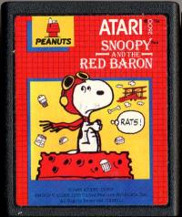 Snoopy and the Red Baron - Cartridge
