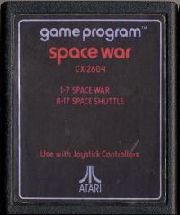 Space War - Cartridge