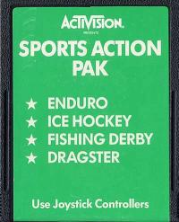 Sports Action Pak - Cartridge