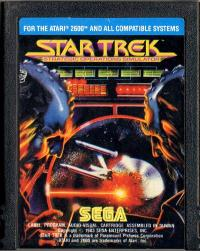 Star Trek: Strategic Operations Simulator - Cartridge