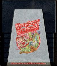 Strawberry Shortcake Musical Matchups - Cartridge