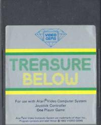 Treasure Below - Cartridge