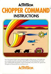 Chopper Command - Manual