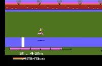 Activision Decathlon, The - Screenshot