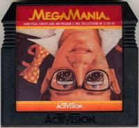 Megamania - Cartridge