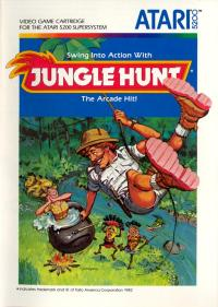 Jungle Hunt - Manual