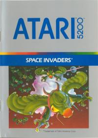 Space Invaders - Manual