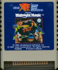 David's Midnight Magic - Cartridge