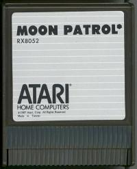 Moon Patrol - Cartridge
