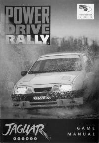 Power Drive Rally - Manual