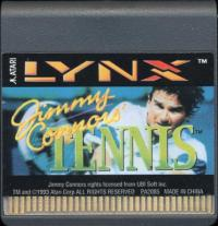 Jimmy Connors' Tennis - Cartridge