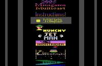 2005 Minigame Multicart - Screenshot