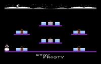 2007 AtariAge Holiday Cart: Stella's Stocking - Screenshot