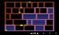 Amidar - Screenshot