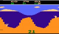 Artillery Duel/Chuck Norris Superkicks - Screenshot