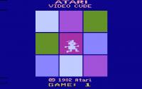 Atari Video Cube - Screenshot
