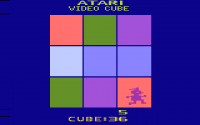 Atari Video Cube - Screenshot