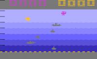 Canyon Bomber - Screenshot
