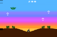 Commando Raid - Screenshot