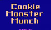 Cookie Monster Munch - Screenshot