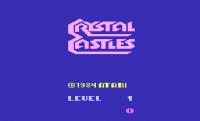 Crystal Castles - Screenshot
