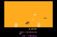 Desert Falcon - Screenshot