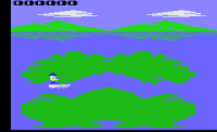 Donald Duck's Speedboat - Screenshot