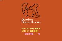 Dumbo's Flying Circus - Screenshot